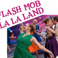 Wiązowski Flash mob w rytmach La la Land